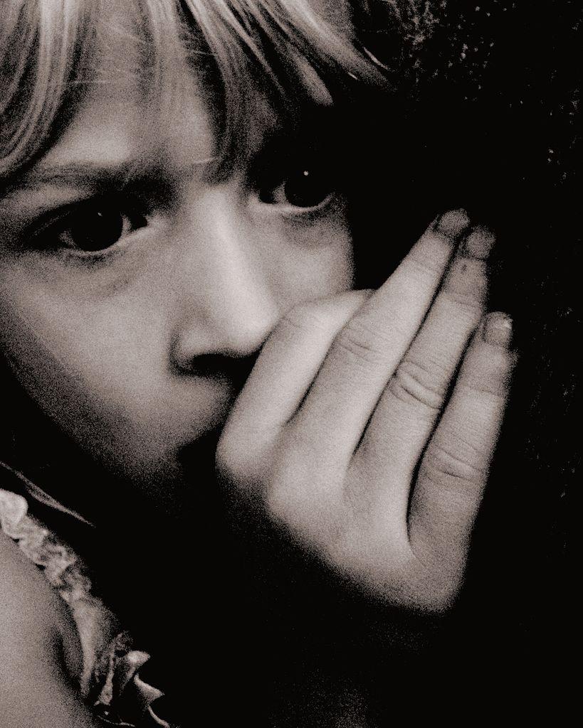 How To Be Afraid Like A Child